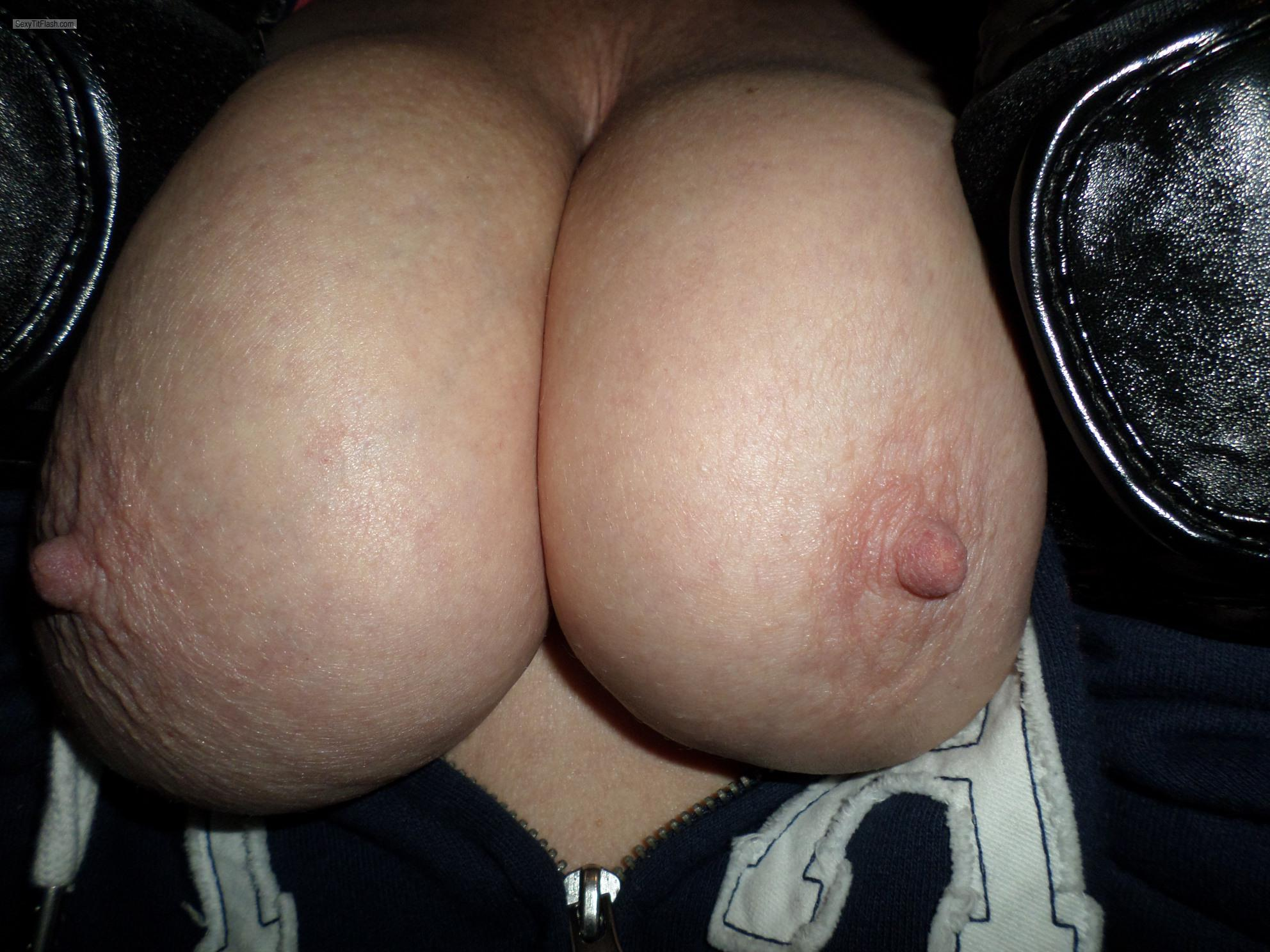 My Very big Tits Horny 1