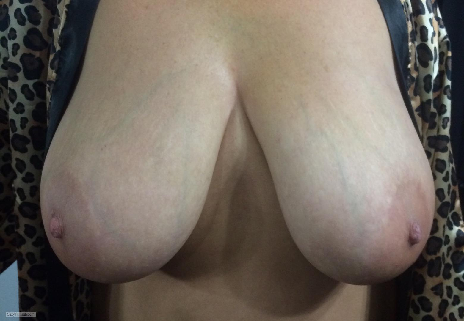 My Extremely big Tits Tripledees