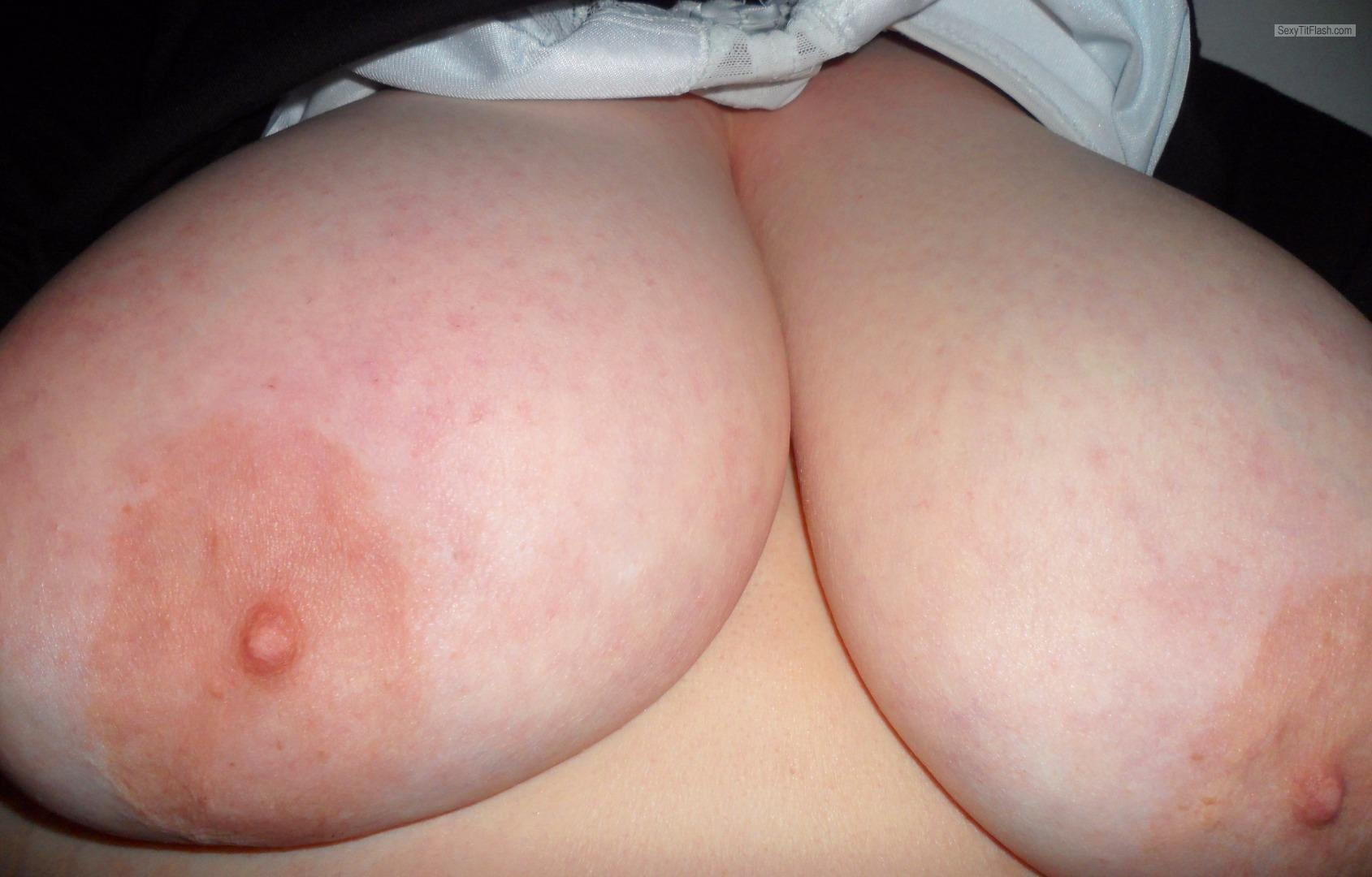 My Extremely big Tits Selfie by Ali