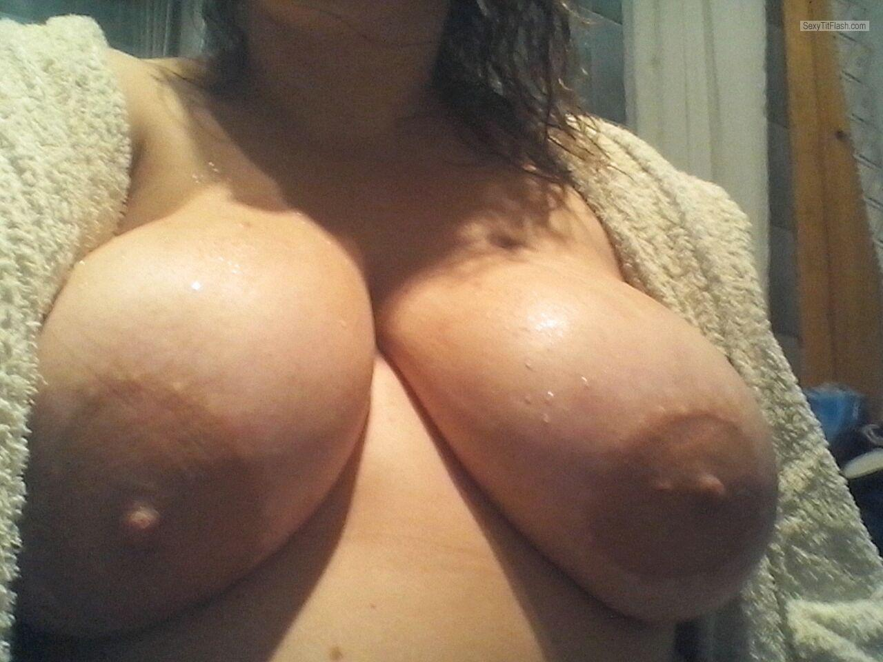 My Very big Tits Selfie by Valentina