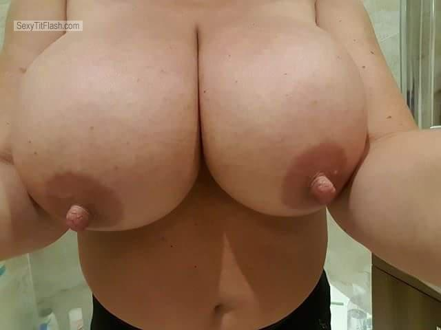 Extremely big Tits Of A Friend Dubbwin