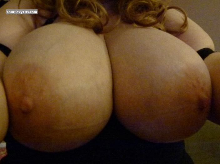 My Extremely big Tits Selfie by Lilly-Mae