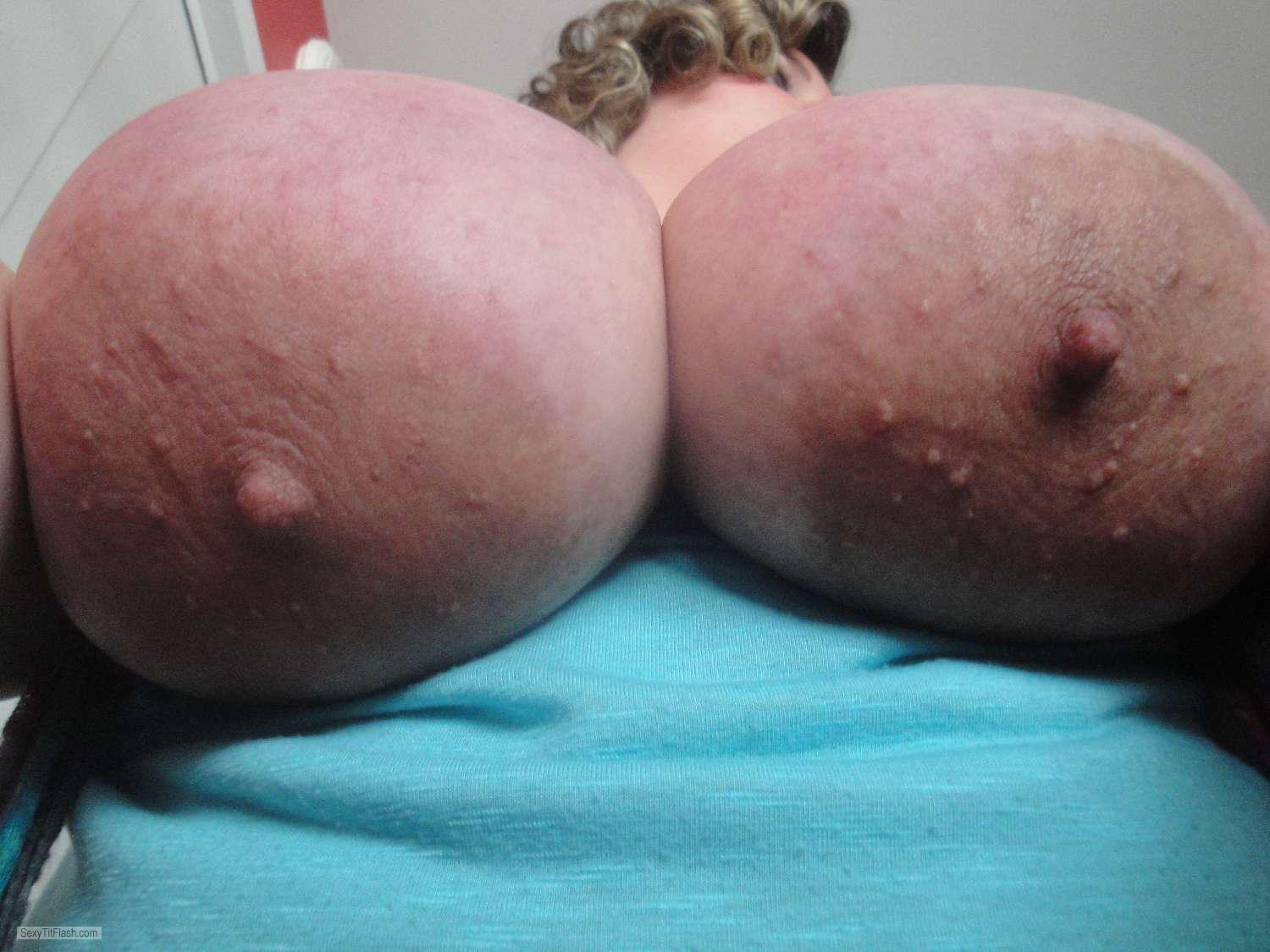 My Extremely big Tits Selfie by Mandy6980