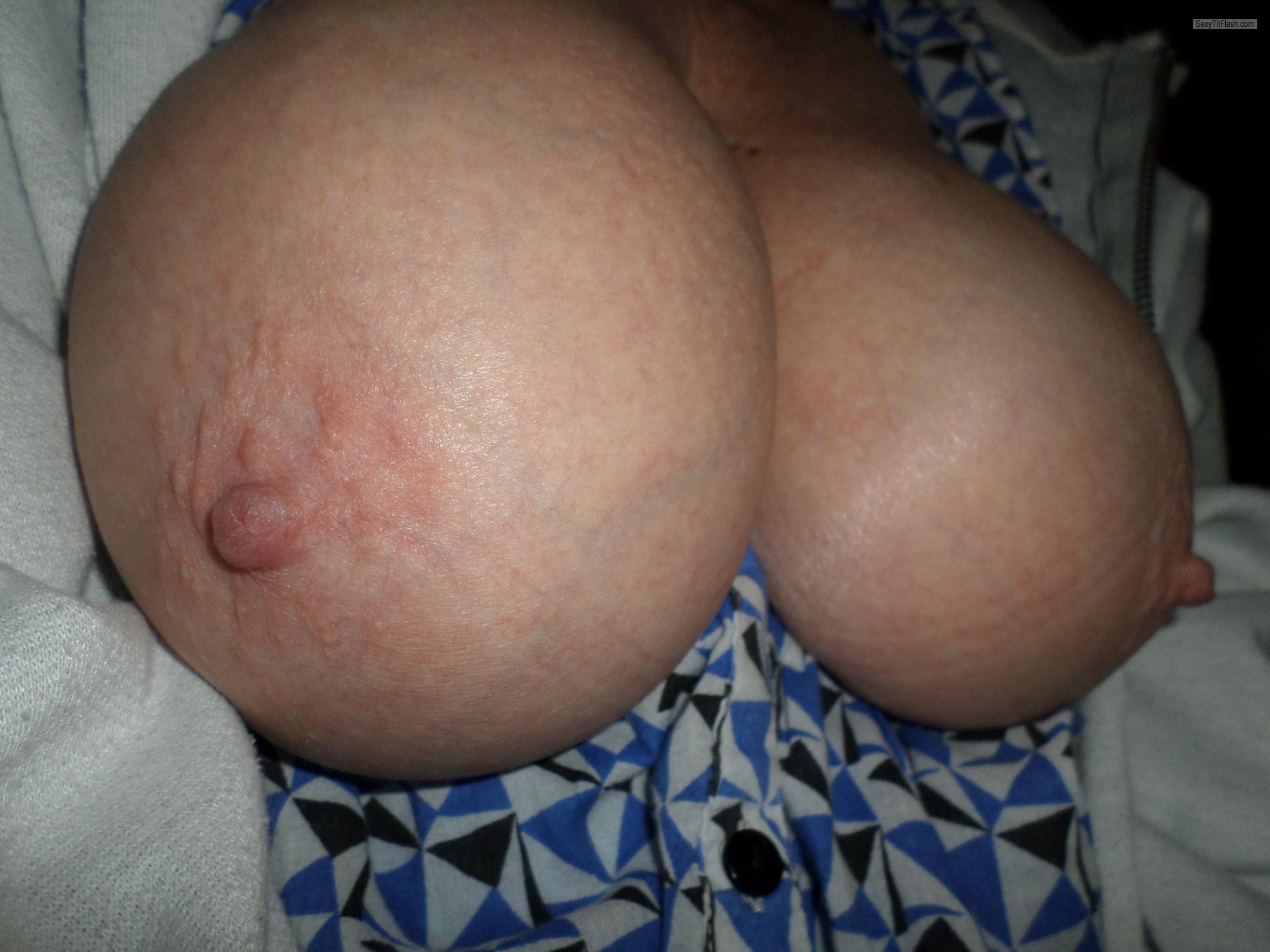 My Extremely big Tits Horny 1