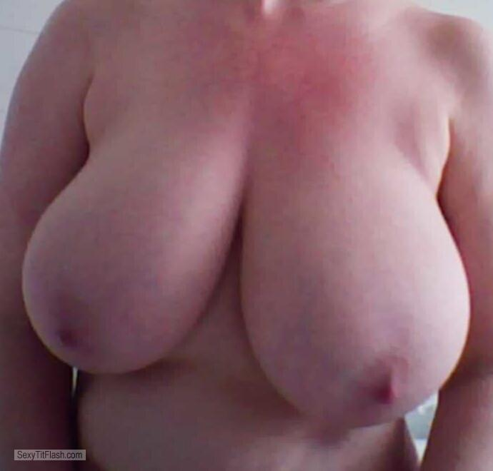 My Extremely big Tits Selfie by Big Naturals