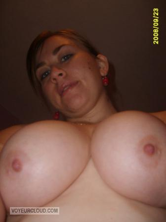 My Very big Tits Topless Selfie by Agaby