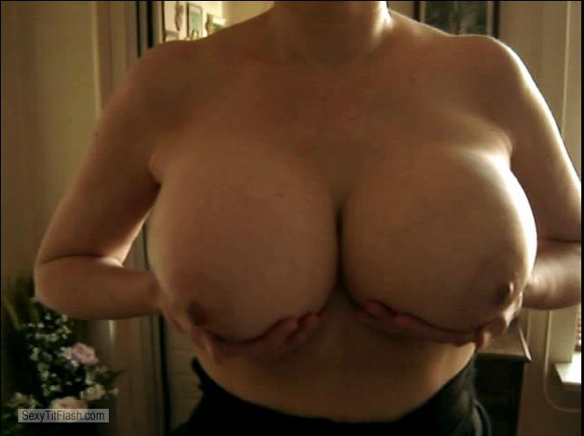 Very big Tits Of My Wife Meg 75J