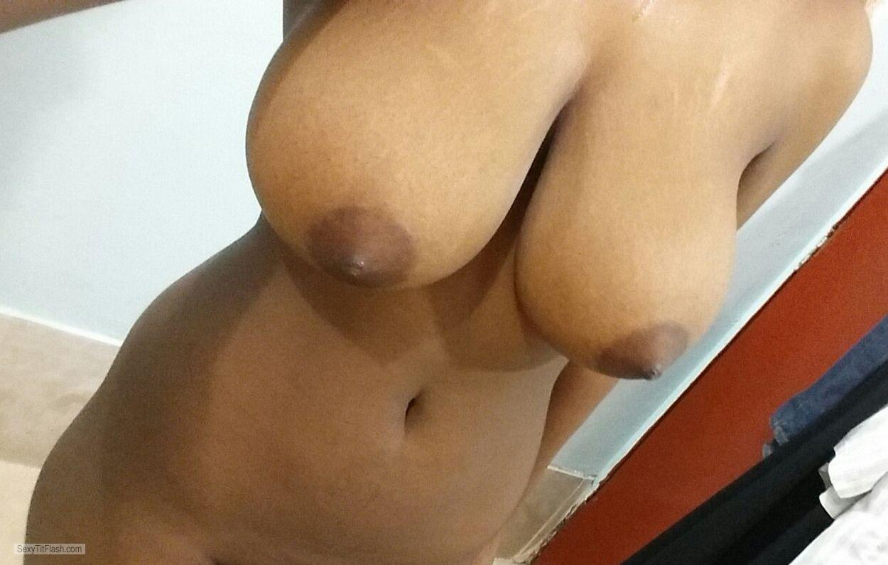 My Extremely big Tits Selfie by Bunty