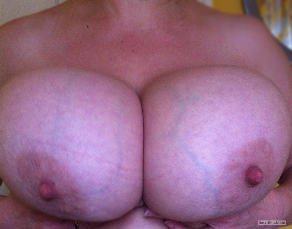 My Extremely big Tits Sexylady