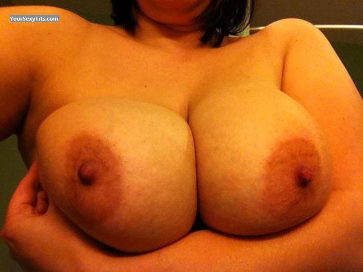 My Extremely big Tits Selfie by Ellen