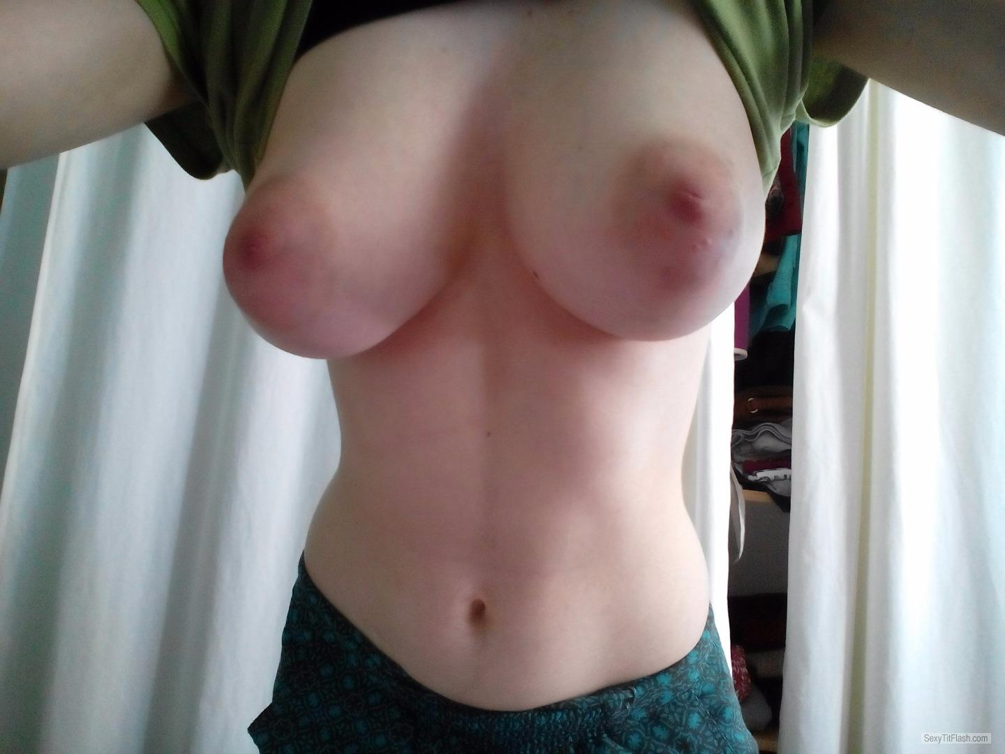 My Extremely big Tits Selfie by Hotsammy