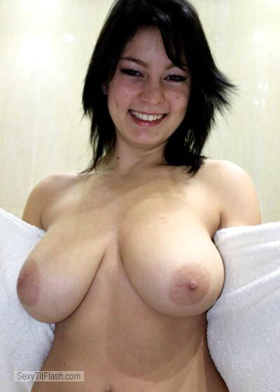 My Extremely big Tits Topless Love Bombs