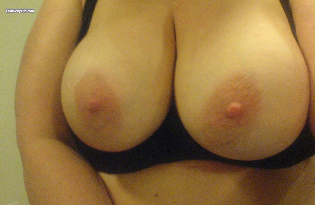 Tit Flash: My Big Tits (Selfie) - Playtime from United States