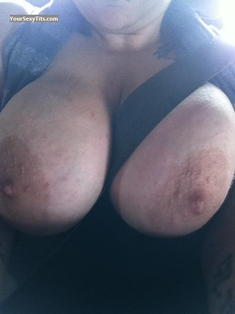 My Extremely big Tits Selfie by Daisy