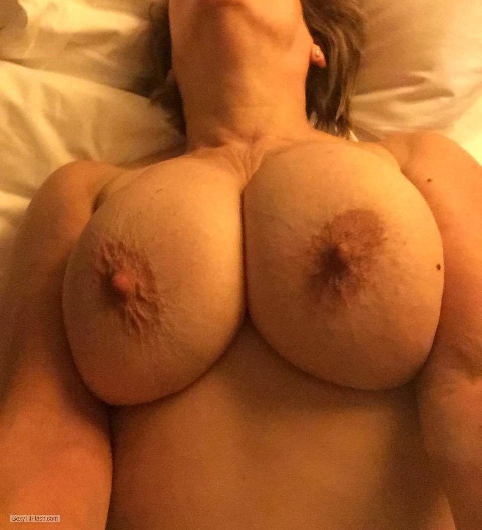 My Extremely big Tits Selfie by Miss Shanghai