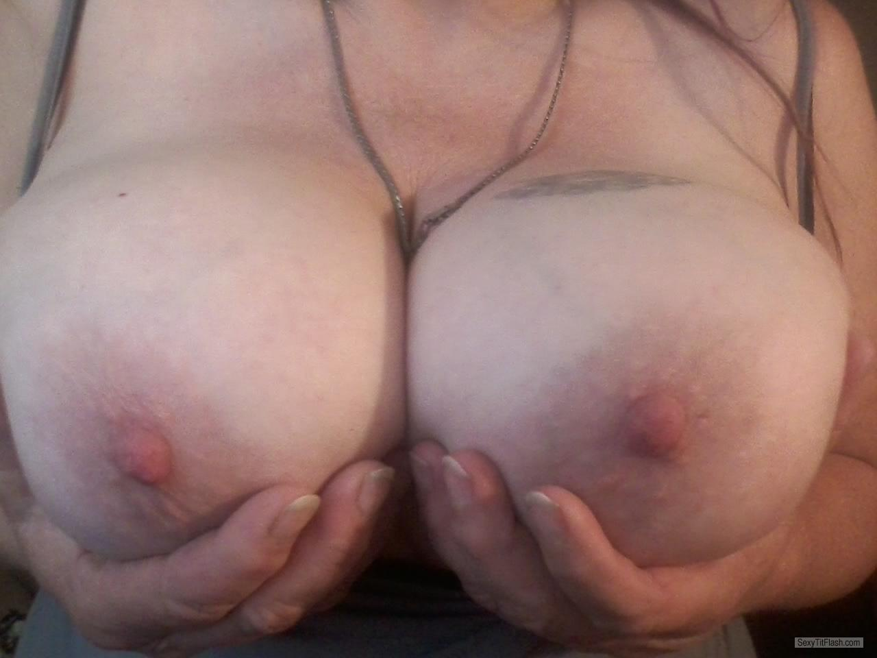 My Extremely big Tits Selfie by U Like?