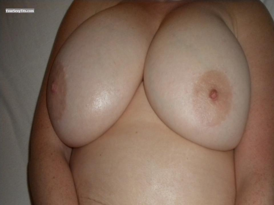 Tit Flash: Extremely Big Tits - Jonboy2 from United Kingdom