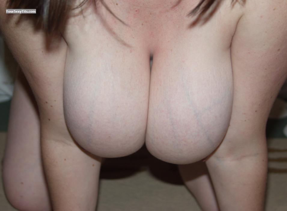 Extremely big Tits Kathy