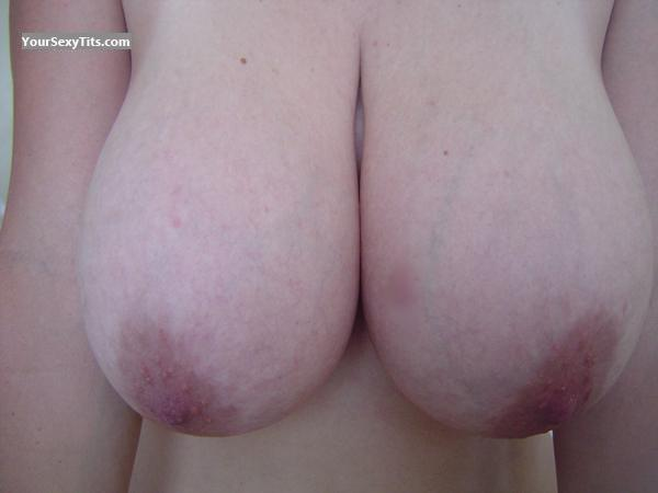 Tit Flash: Extremely Big Tits - Jill from United States