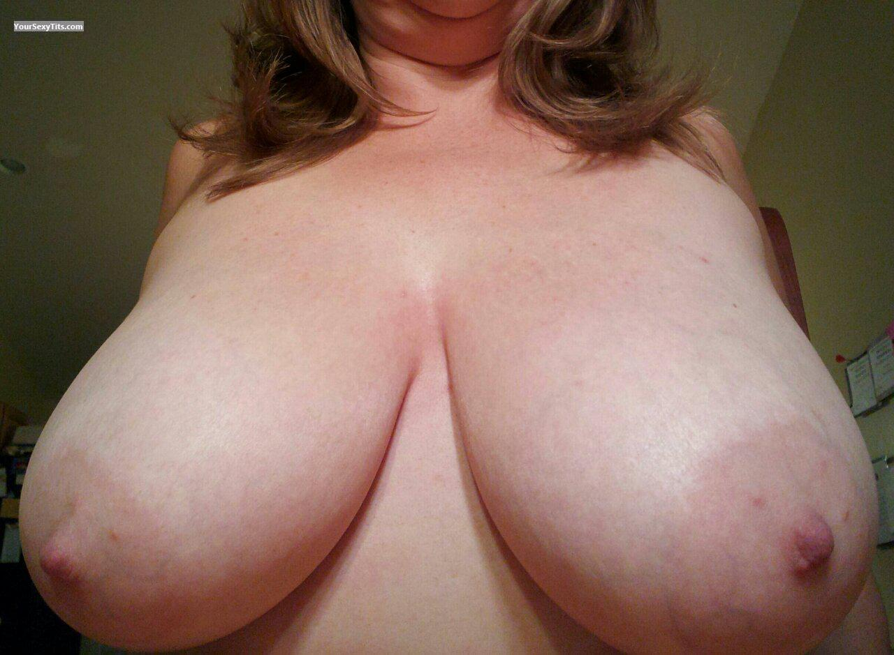 Extremely big Tits Of My Wife Wino