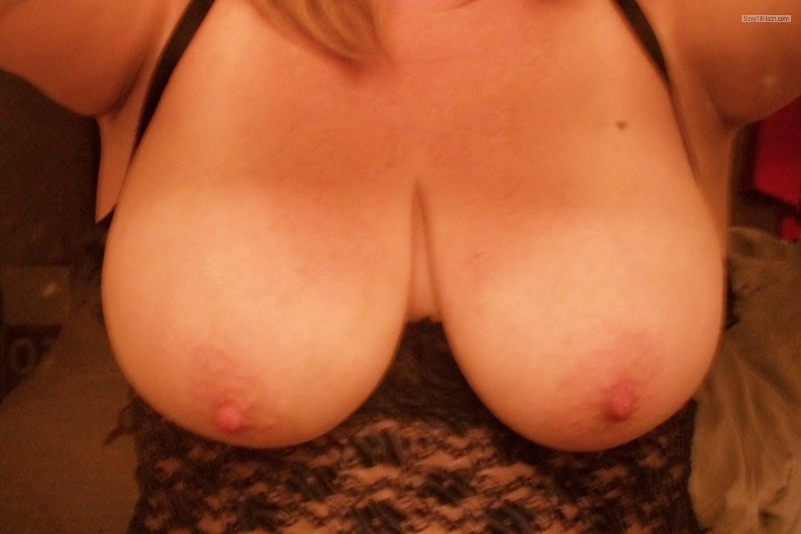 My Extremely big Tits Selfie by KTX