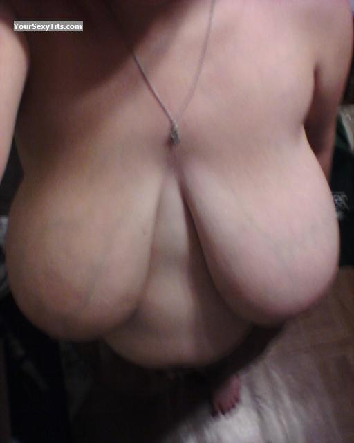 My Extremely big Tits Selfie by Rabbit