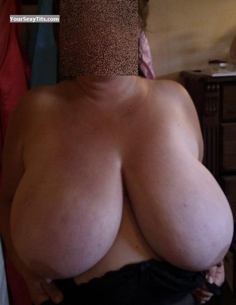 My Extremely big Tits Selfie by Milena