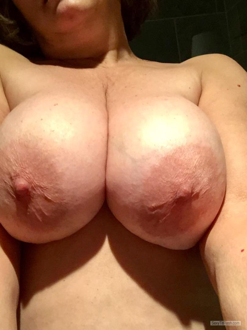 My Extremely big Tits Selfie by Lucious