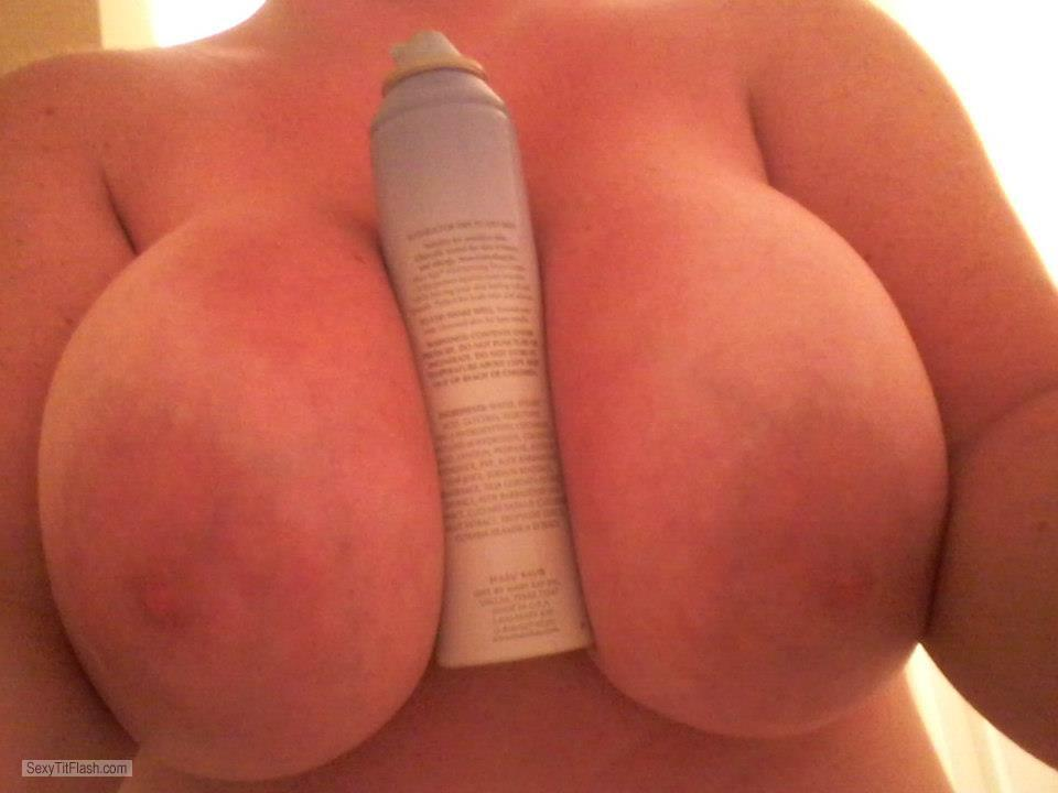 Extremely big Tits Of My Ex-Girlfriend Selfie by Mia