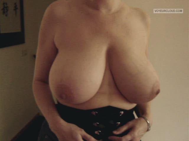 Extremely big Tits Of My Wife Meg 75I