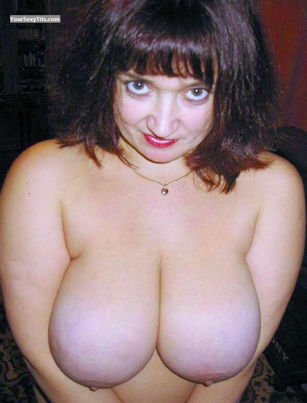 Extremely big Tits Of A Friend Topless Hot Bbw Slut