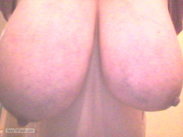 Extremely big Tits Of My Wife Sexy Sam