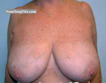 Tit Flash: Extremely Big Tits - Sunni from United States