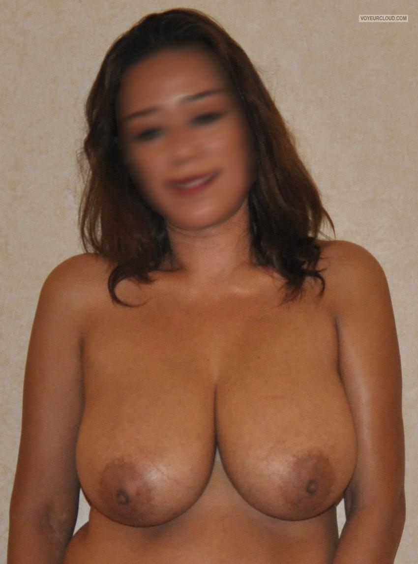 Ex-Girlfriend's Big Tits - Topless HK6 Naturals from Germany Tit ...