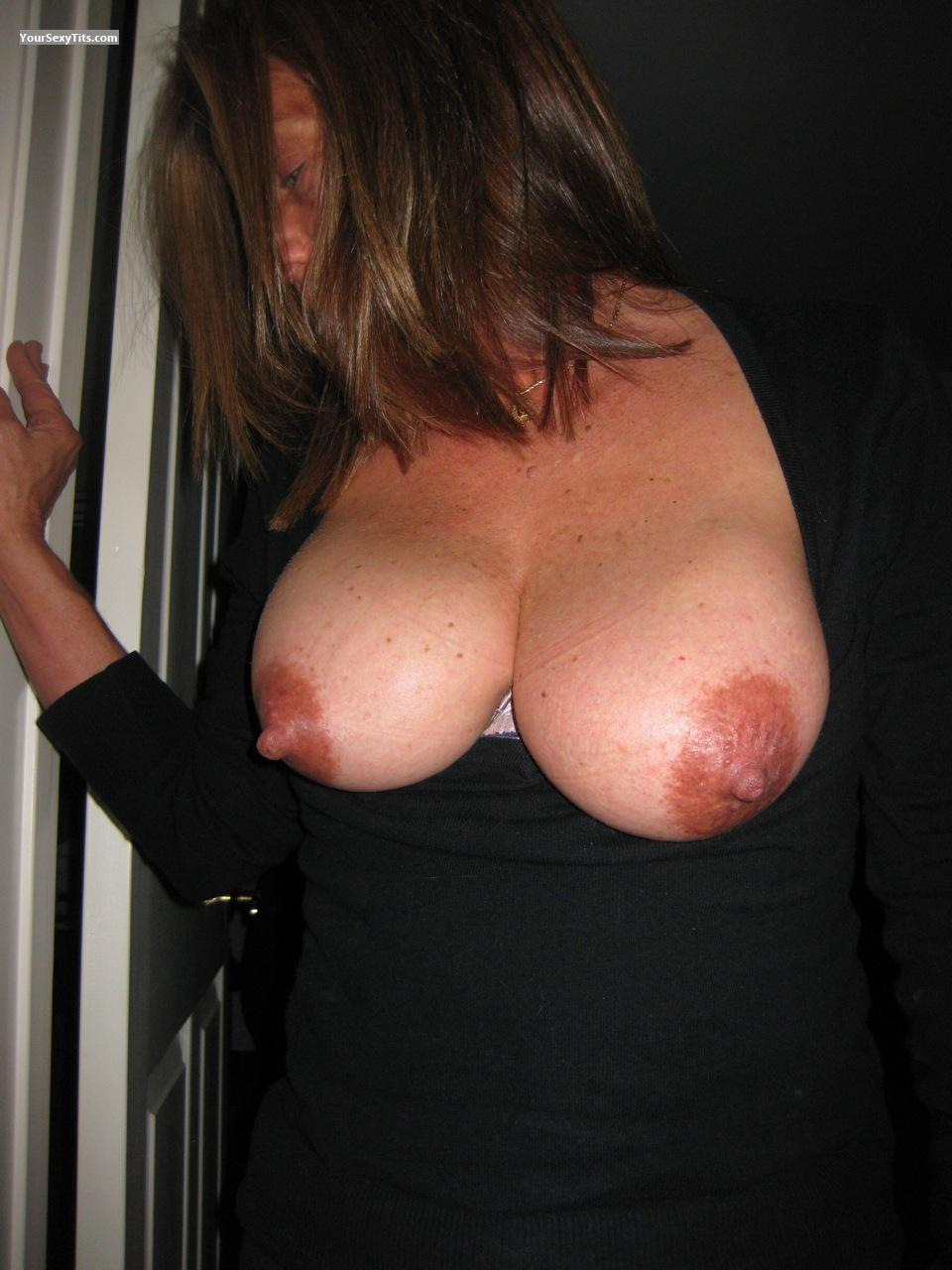 There Darlene boob pics can