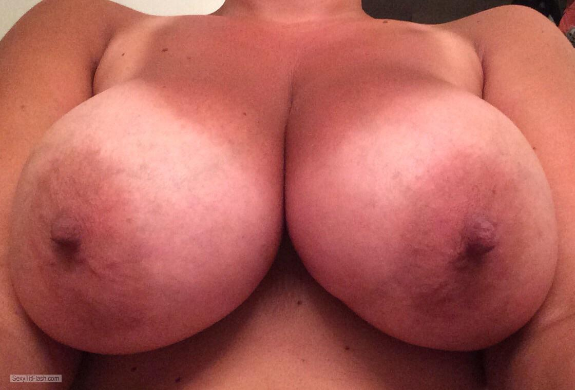 My Big Tits Selfie by Silver