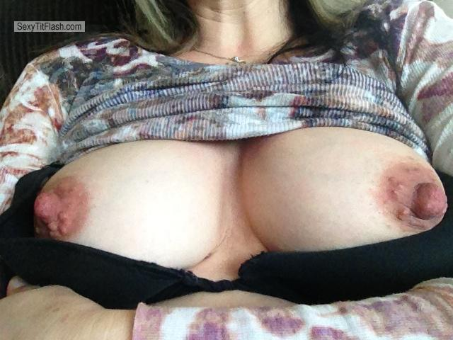 My Medium Tits Selfie by Shy Milf