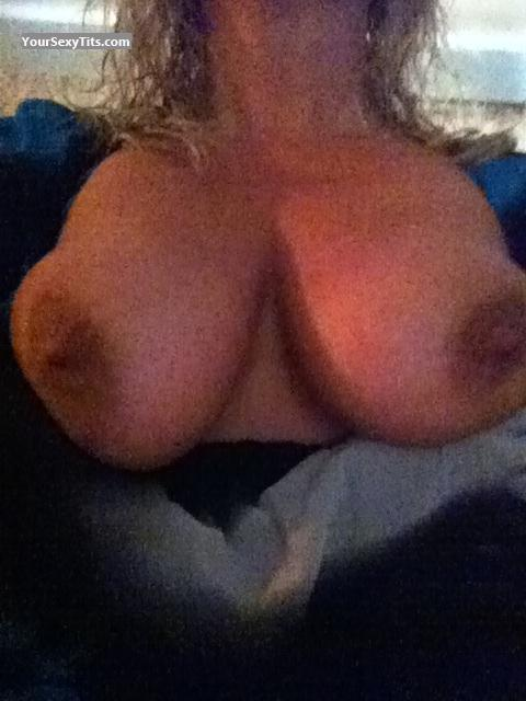 My Big Tits Selfie by Cincy Girl