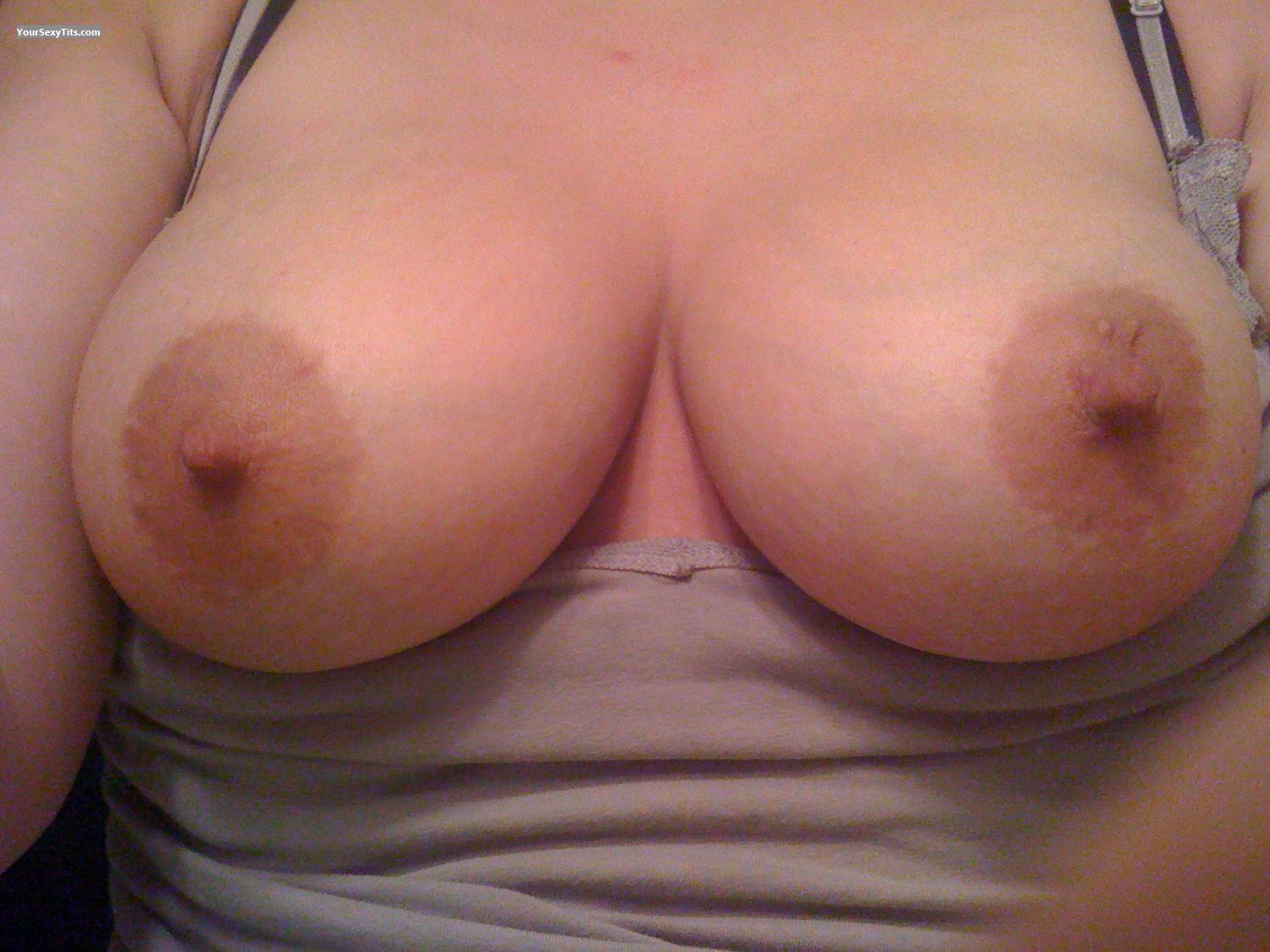 My Medium Tits Selfie by Hottie77