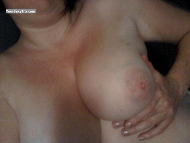 My Medium Tits Selfie by Ukbabe