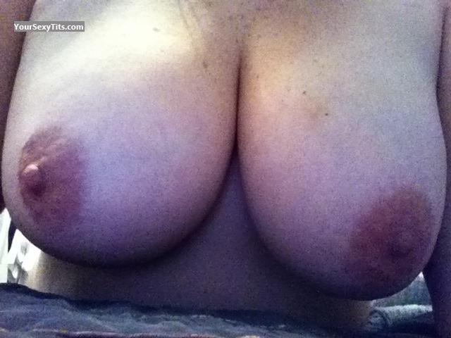 Tit Flash: My Medium Tits By IPhone (Selfie) - Ada from United Kingdom