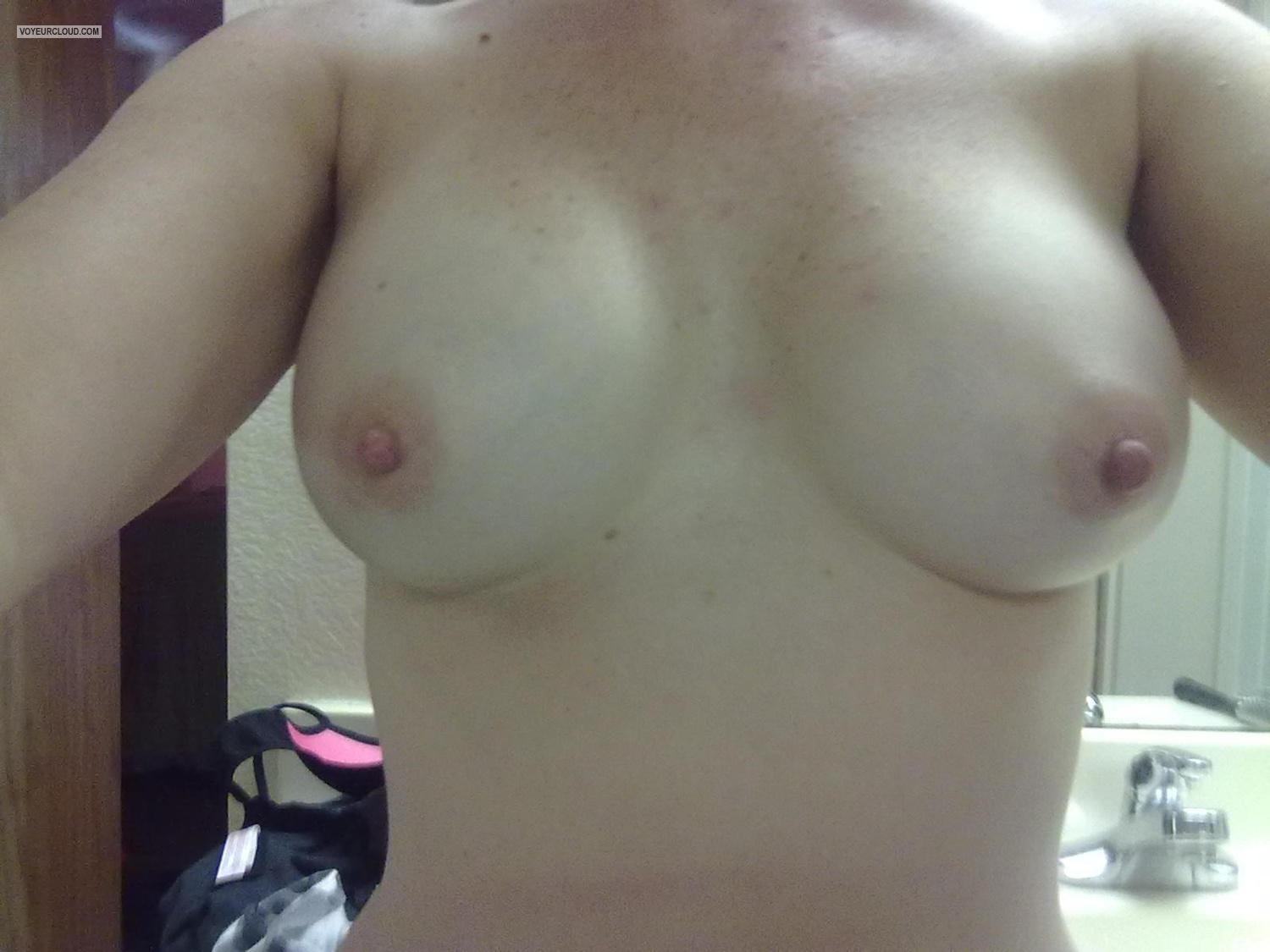 My Medium Tits Selfie by Rachael
