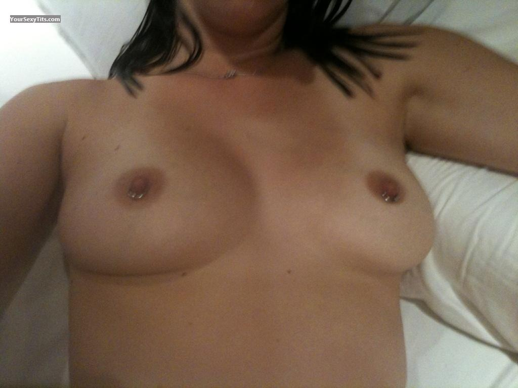 My Medium Tits Selfie by D!