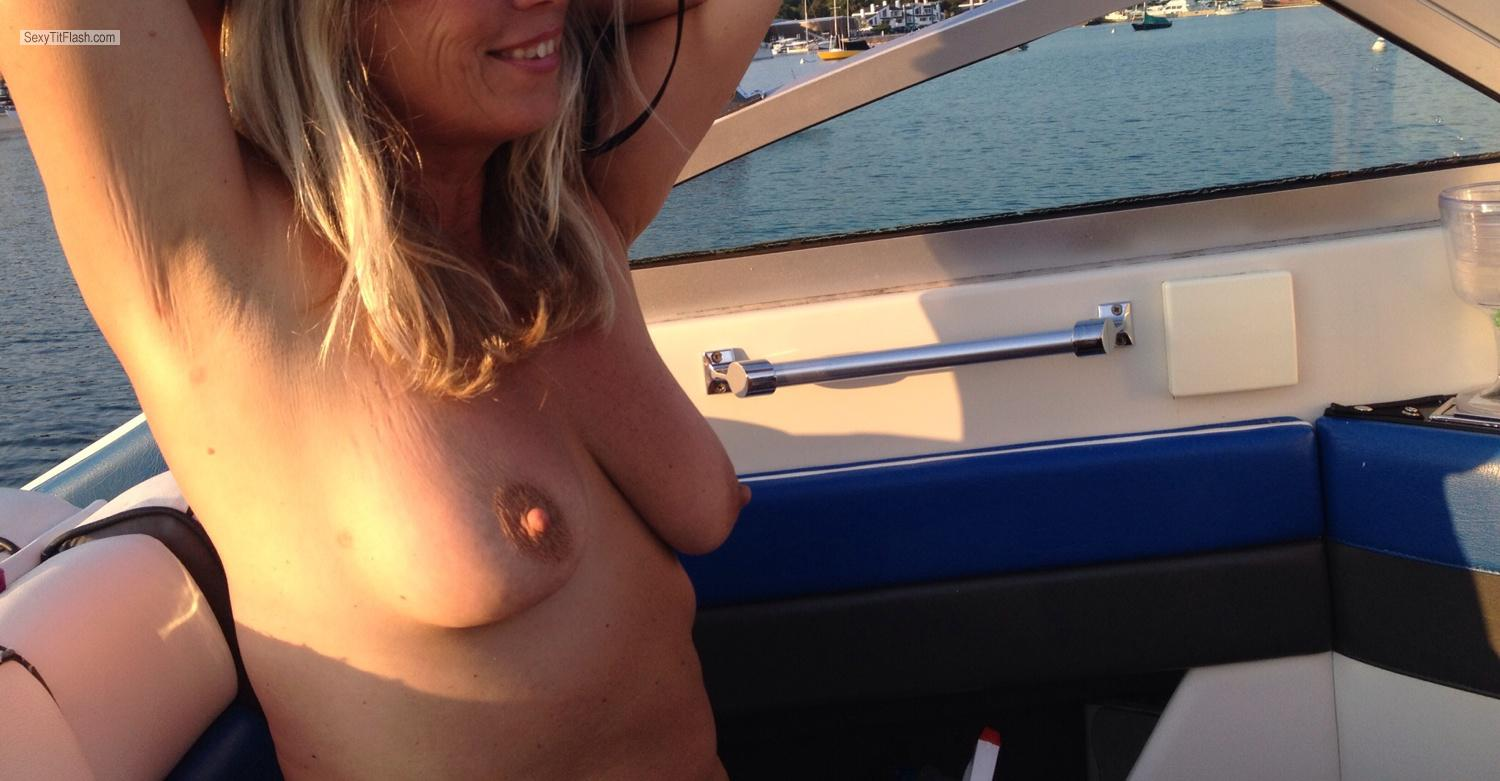 Medium Tits Boat Girlie