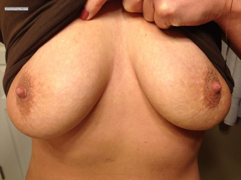 My Medium Tits Selfie by Sweettitties75