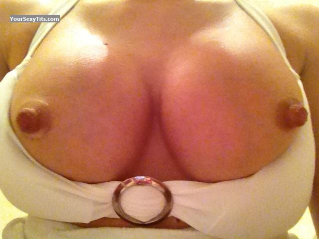 My Medium Tits Selfie by Juicy Nips