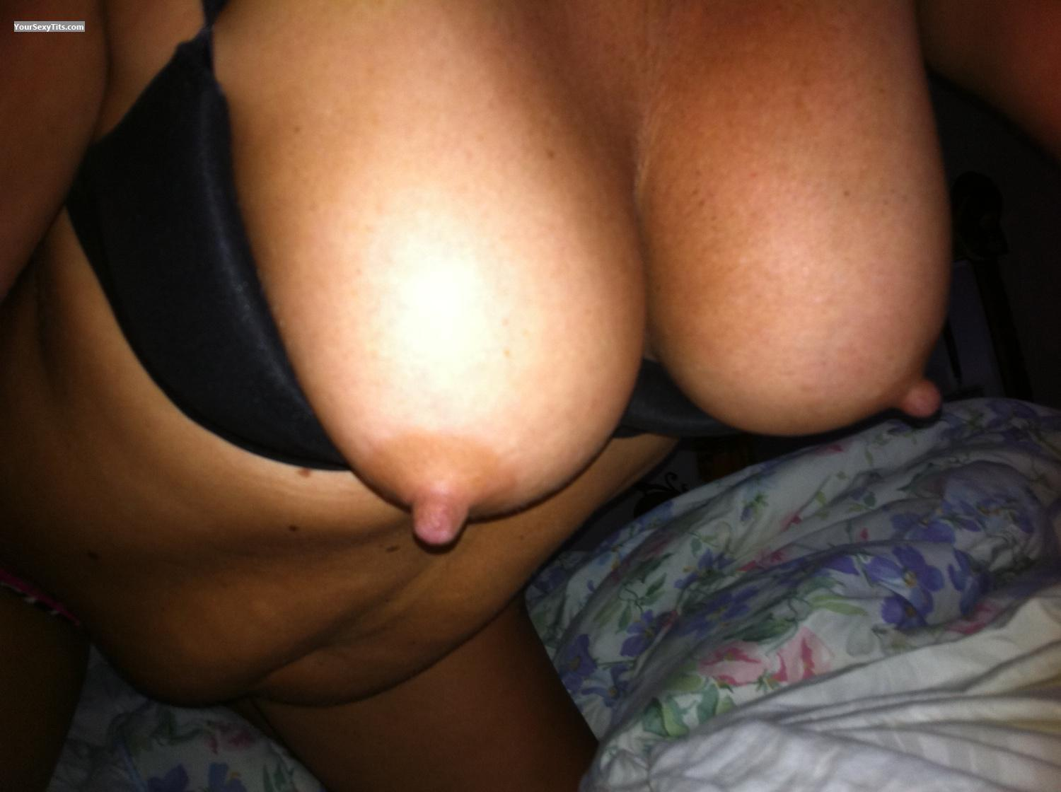 My Medium Tits Selfie by Good Gurl Gone Bad
