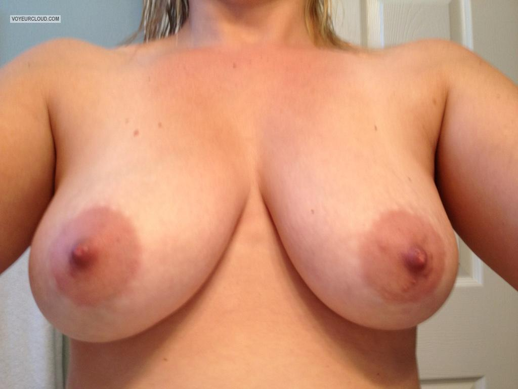 My Big Tits Selfie by Mother Of 3