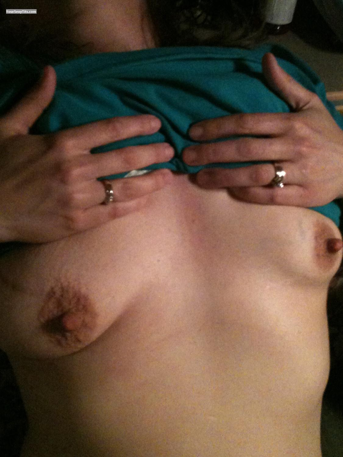 My Medium Tits Selfie by Peaches