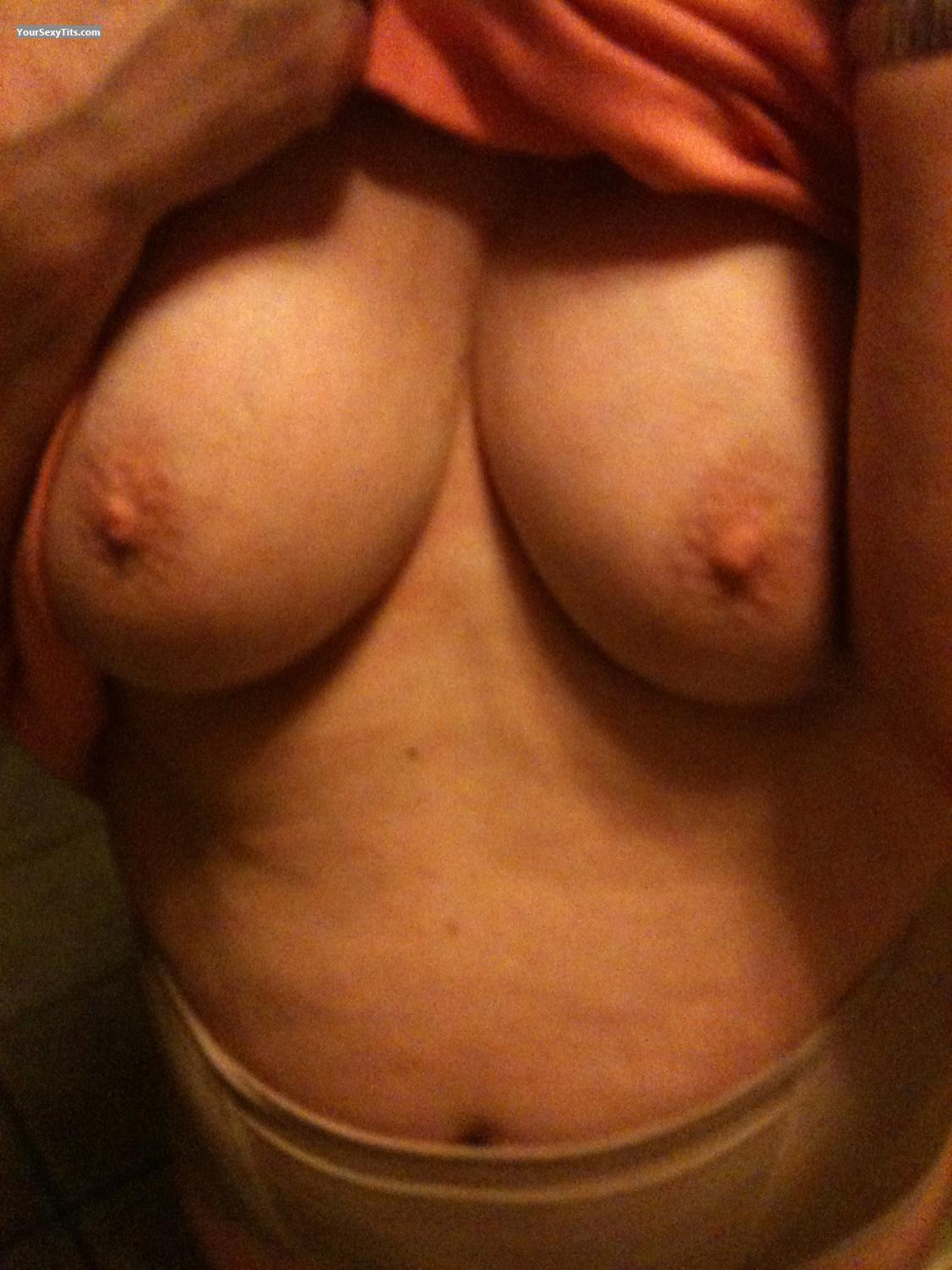 My Medium Tits Selfie by Wet Liz